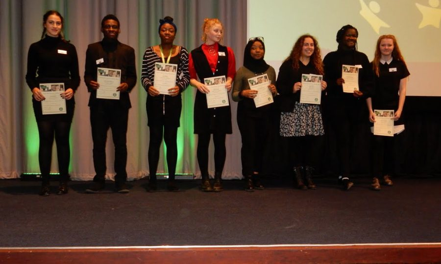 World Class students celebrated at the WCSQM Award Ceremony