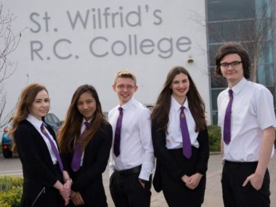 St Wilfrid's RC College