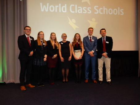 Awards Ceremony 2017 hosted by Churchill College