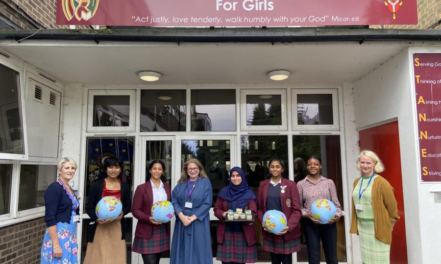 St Anne's in Enfield awarded World Class Schools Quality Mark