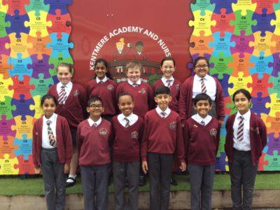 Kentmere Academy wins World Class School Award